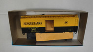 240-5 (HO SCALE) Bev-Bel-66-240-5 N.Y.S. and W. Susquehanna 40  Boxcar NYS and W 526