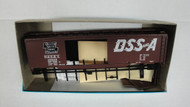 241-1 (HO SCALE) Bev-Bel-66-241-1 D.S.S. and A. Duluth South Shore and Atlantic 50  Steel Double Door ...