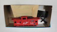 265-2 (HO SCALE) Bev-Bel-66-265-2 St Louis and San Fransisco 29  Wide Vision Caboose SL - SF 1242