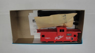 (HO SCALE) Bev-Bel-66-265-3 St Louis and San Francisco 29  Wide Vision Caboose SL-SF 1247