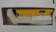 (HO SCALE) Bev-Bel-66-367-1 Toledo    Peoria and Western and quot;Morden and quot; 54  P.S. Ribsid...