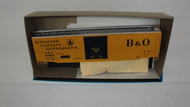 440-2 (HO SCALE) Bev-Bel-66-440-2 Baltimore and Ohio 50  Plug Door Boxcar B and O 475153