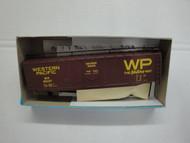 447-1 (HO SCALE) Bev-Bel-66-447-1 Western Pacific 50  Plug Door Boxcar WP 61127