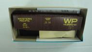 447-2 (HO SCALE) Bev-Bel-66-447-2 Western Pacific 50  Plug Door Boxcar WP