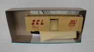 464-2 (HO SCALE) Bev-Bel-66-464-2 Seaboard Coast Line 40  Boxcar SCL 624581