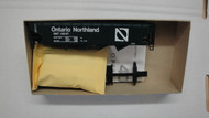 475-2 (HO SCALE) Bev-Bel-66-475-2 Ontario Northland 40  Open Top Quad Hopper ONT 140127