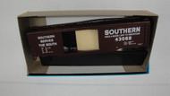 480-6 (HO SCALE) Bev-Bel-66-480-6 Southern Railway 50  Steel Double Door Boxcar 43062