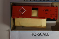 504-2 (HO SCALE) Bev-Bel-66-504-2 Wells Fargo and Co. and quot;Express Diamond Herald and quot;    Si...
