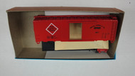 504-3 (HO SCALE) Bev-Bel-66-504-3 Wells Fargo and Co. and quot;Express Diamond Herald and quot; 40  Si...