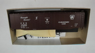 542-1 (HO SCALE) Bev-Bel-66-542-1 Pennsylvania Railway 50  Plug Door Boxcar PRR 112403