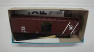 572-2 (HO SCALE) Bev-Bel-66-572-2 Central of New Jersey 50  Single Door Boxcar CNJ 28349