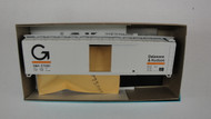 828-3 (HO SCALE) Bev-Bel-66-828-3 Guilford Industries Delaware and Hudson 50  Single Door Boxcar G-D a...