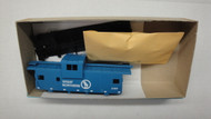 836-22 (HO SCALE) Bev-Bel-66-836-2 Great Northern 29  Wide Vision Caboose GN
