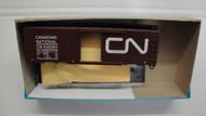 1163-1 (HO SCALE) Bev-Bel-66-1163-1 Canadian National 40  Single Door Boxcar CN 548364