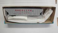1402-1 (HO SCALE) Bev-Bel-66-1402-1 Bakelite Company Vinyl Plastic 54  PS Ribside Hopper GACX 42385