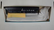 (HO SCALE) Bev-Bel-66-1986 Norchem 54  PS Ribside Hopper PTLX 41020