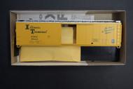 (HO SCALE) Bev-Bel-66-1998 Illinois Terminal 50  Single Door Boxcar ITC 9044