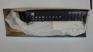 (HO SCALE) Bev-Bel-66-2229 FMC Corporation Chemical 54  PS Ribside Hopper FMC 28169