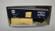 2236 (HO SCALE) Bev-Bel-66-2236 Norfolk and Western 50  Single Door Boxcar N and W 286342