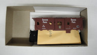 (HO SCALE) Bev-Bel-66-2290 Southern Pacific 37  Bay Window Caboose SP 4766