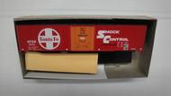 2351-1 (HO SCALE) Bev-Bel-66-2351-1 Sante Fe 50  Plug Door Boxcar SFRB 5978