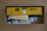 2357 (HO SCALE) Bev-Bel-66-2357 Maine Central 50  Steel Single Door Boxcar MEC 27009