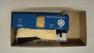 2387 (HO SCALE) Bev-Bel-66-2387 40  STEEL SINGLE DOOR BOXCAR TEXAS SOUTH EASTERN RAILROAD