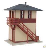 (HO Scale) WAL-931-810         Trackside Signal Tower