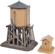 (HO Scale) WAL-931-906         Water Tower and Shanty