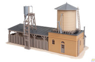 (HO Scale) WAL-931-907         Sand and Water Facility