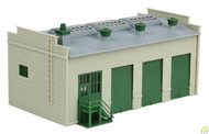 (HO Scale) WAL-931-912         Truck Repair Shop