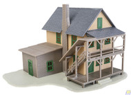 (HO Scale) WAL-931-914         Rooming House