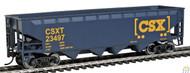 (HO Scale) WAL-931-1425        TL Hopper CSX
