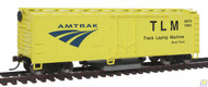 (HO Scale) WAL-931-1480        Track Cleaning Car AMTK