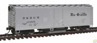 (HO Scale) WAL-931-1482        Track Cleaning Car DRGW