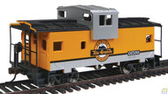 (HO Scale) WAL-931-1529        Cab Wide-Vision DRGW