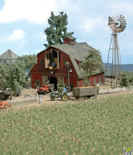 1140 (HO Scale) WAL-949-1140        Summer Corn Field