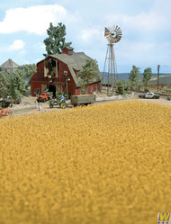 1141 (HO Scale) WAL-949-1141        Harvest Corn Field