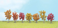 (ALL Scales) WAL-949-1166        Autumn Trees 7/
