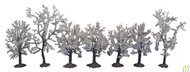 1167 (ALL Scales) WAL-949-1167        Snow Trees 7/