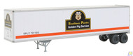 (HO Scale) WAL-949-2210        45' Trailer SP 2/