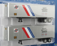 (HO Scale) WAL-949-2316        40' Trlr CNW