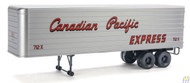 (HO Scale) WAL-949-2408        35' Trailer CP 2/