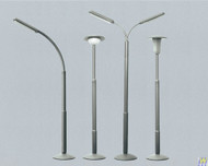 (HO Scale) WAL-949-4122        Street/Decor Lights NonOp