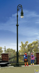 (HO Scale) WAL-949-4303        Street Lamp Bishops Crook