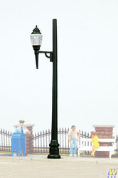 (HO Scale) WAL-949-4310        Single-Arm Streetlight