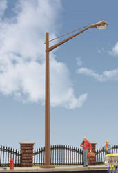 (HO Scale) WAL-949-4315        Long Arm Street Light