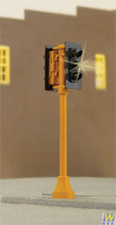 (HO Scale) WAL-949-4361        Traffic Light Dbl-Sided