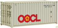 (HO Scale) WAL-949-8052        20' RS Cont OOCL