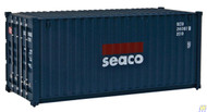 (HO Scale) WAL-949-8054        20' RS Cont Seaco